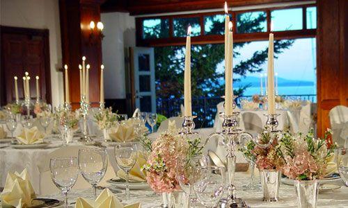 Arreglos de flores para centros de mesa