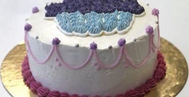 Como decorar tortas infantiles