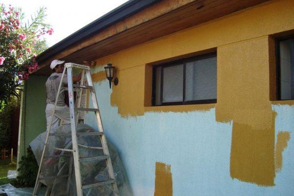 Consejos para pintar el exterior de mi casa