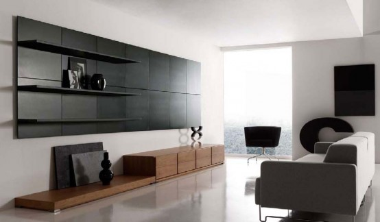 Decoración de salas minimalistas