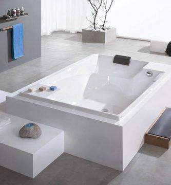 Tinas de baño modernas