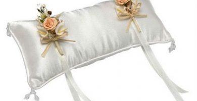 cojines para novias