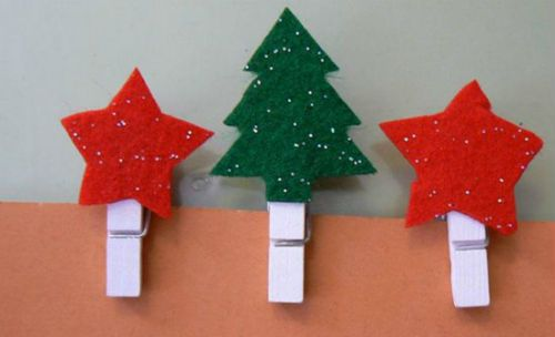 Manualidades f ciles de navidad para ni os - Trabajos manuales de navidad para ninos ...