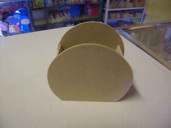 Bases de madera para centros de mesa