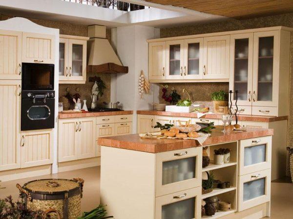 Casas cocinas rústicas