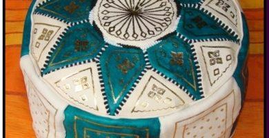 Cojines marroquíes