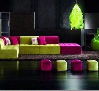 Colores de muebles de sala
