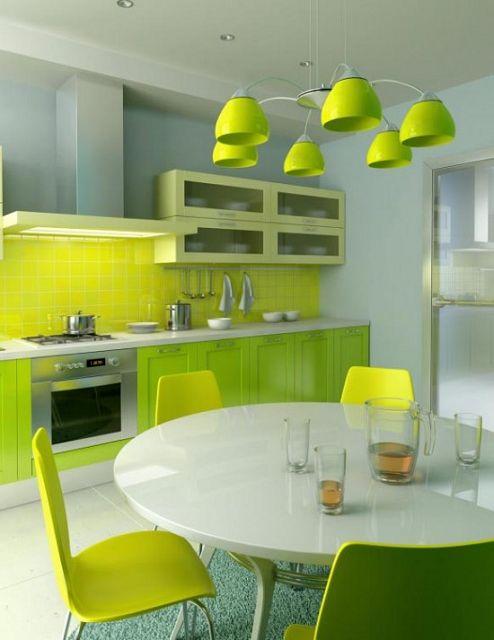 Colores para cocinas modernas - Colores de pintura para cocinas modernas ...