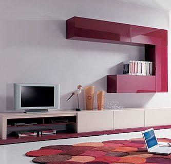 Decoraciones de muebles de sala