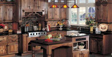 Diseño de cocinas de campo
