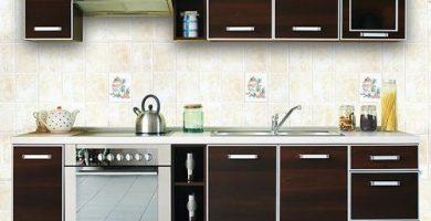 Medida de muebles de cocina