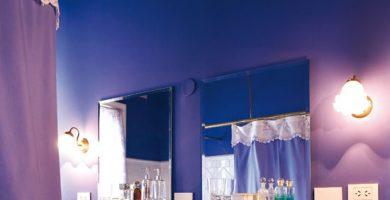 Medidas de cortinas de baño