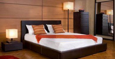 Muebles de dormitorios modernos