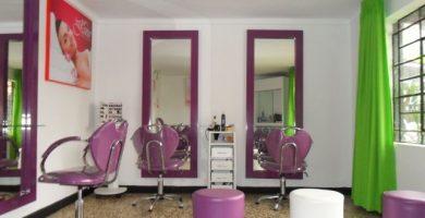 Muebles de salon de belleza