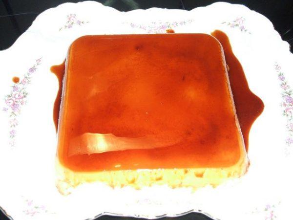 Pastel de queso con tocineta