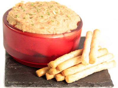 Paté de Tuna al estilo México