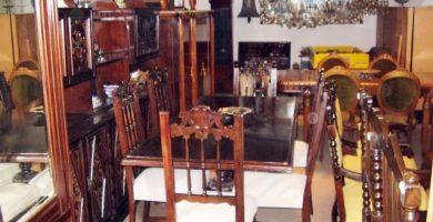 Proveedores de muebles