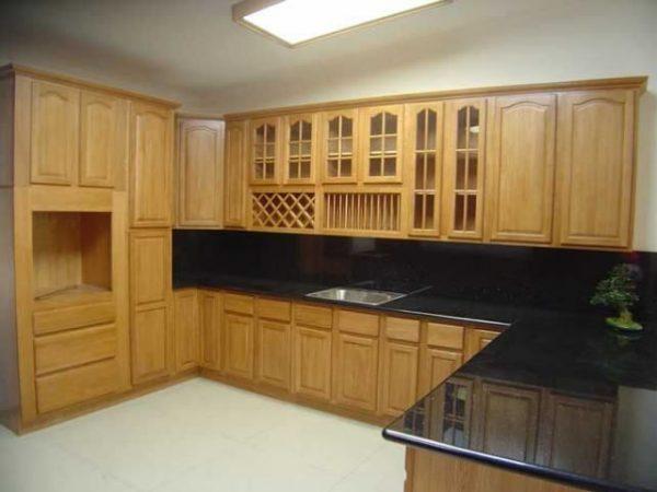 Puertas para muebles de cocina