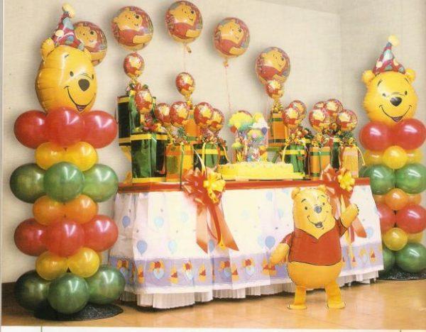 Técnicas para decorar con globos