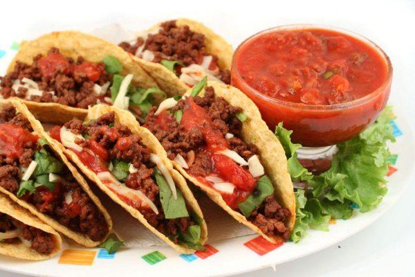 Tacos a lo México