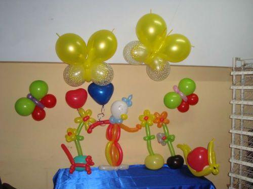 aprender a decorar con globos