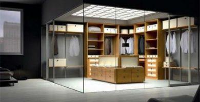 armarios y closets modernos