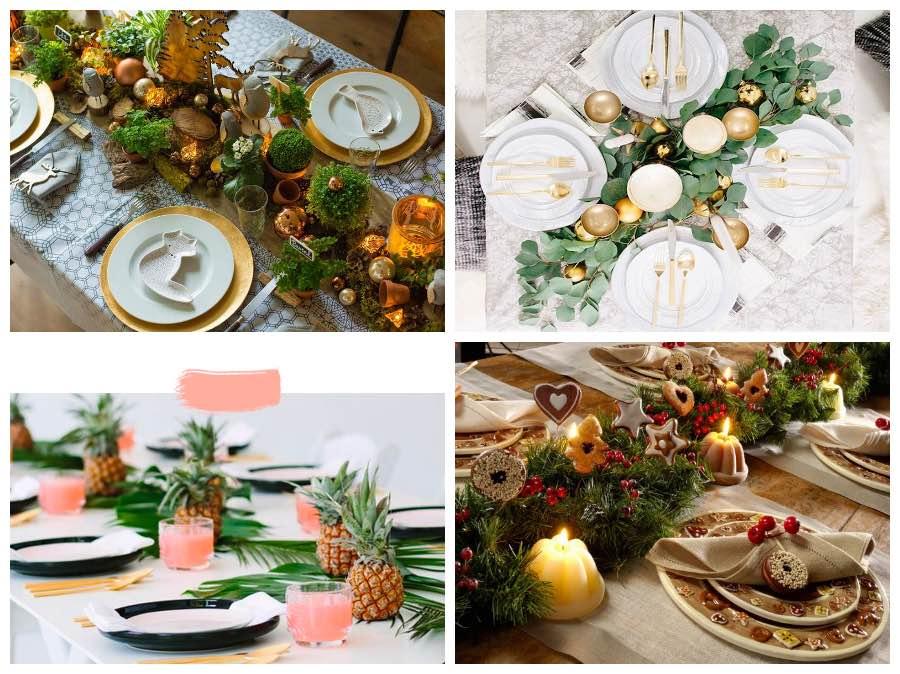 centros-mesa-navidad-toques-verdes