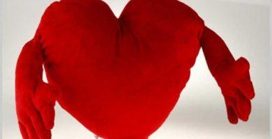 cojines corazon