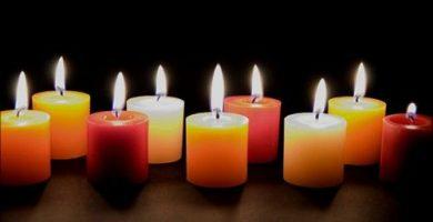 como fabricar velas aromaticas