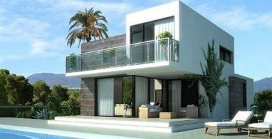 Diseño de fachada de casas