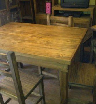 Fabrica muebles de pino