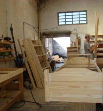 fabricas de muebles de pino