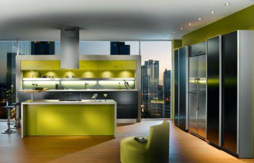 Lámparas cocina modernas