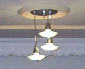 lamparas modernas para salon