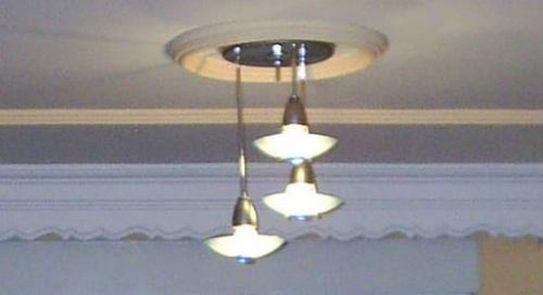 Lámparas modernas para salón