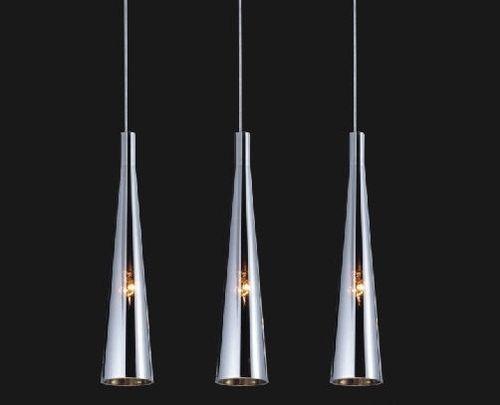 lamparas modernas techo