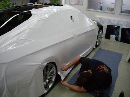 Como pintar un coche