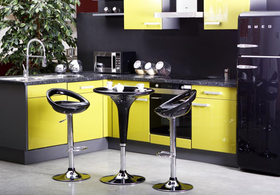 Imágenes de cocinas de diseño
