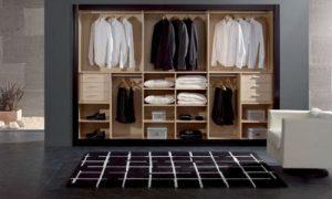 Closets modernos para dormitorios