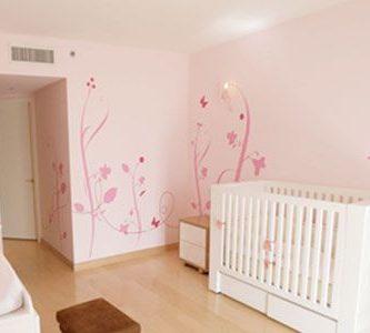 Como decorar habitacion bebe