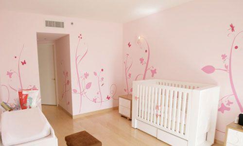 Como decorar habitacion bebe - Como decorar el dormitorio de un bebe ...