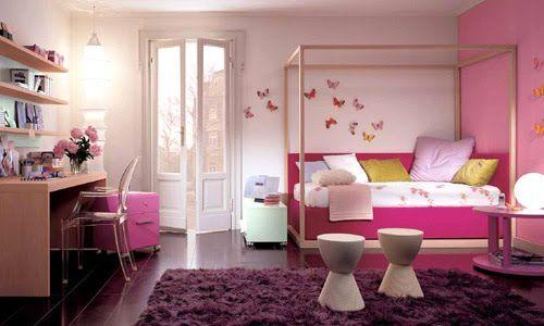 Como decorar habitacion juvenil