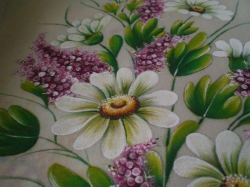 Manualidades Plantillas Para Pintar En Tela
