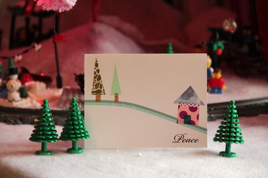 Manualidades sencillas navideñas