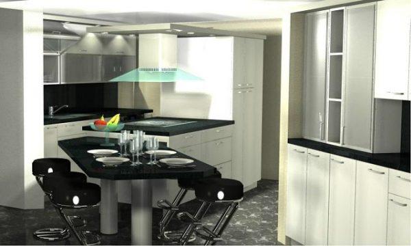 Modelos de mesas de cocina