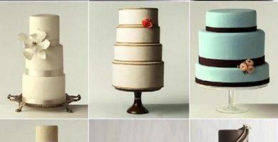 Tortas de bodas fotos