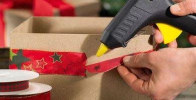 centros de mesa navidenos paso a paso
