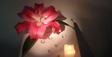 centros de mesa para 15 anos con flores