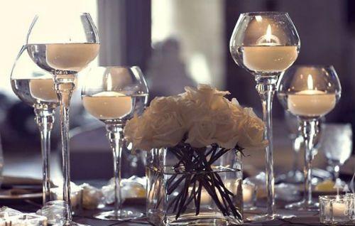 centros de mesa para boda originales