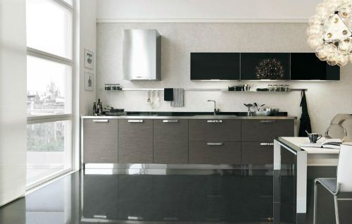cocinas modernas minimalistas